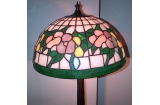Flox Tiffany  Lamp