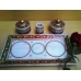 Tray Set ( 2 container , 1 Toothpick ) - Soft Tray